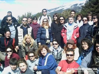 Aventureros - Conocer gente de Madrid; de paseo por madrid; circo de gredos ruta